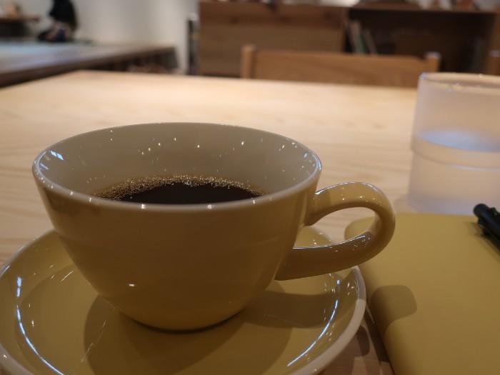 武蔵野台商店のコーヒー