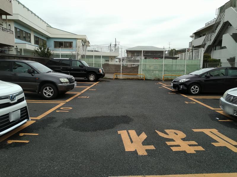 NTTル・パルク上石原2丁目第1駐車場