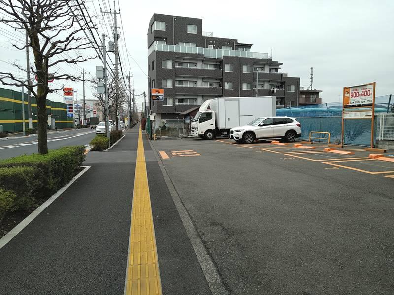 ナビパーク飛田給第5駐車場